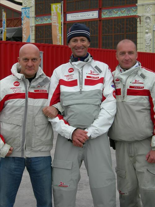 Claudio, Francesco, Emanuele